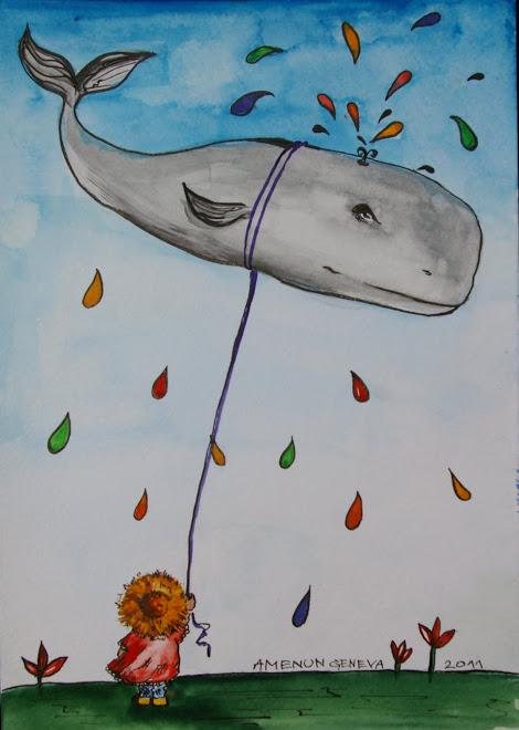 Whale balloon